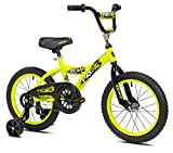 KENT Boys Pro Bike, 16', Yellow