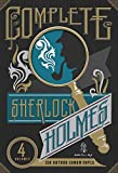 Download The Complete Sherlock Holmes: Volumes 1-4 (The Heirloom Collection) in PDF ePUB Free Online