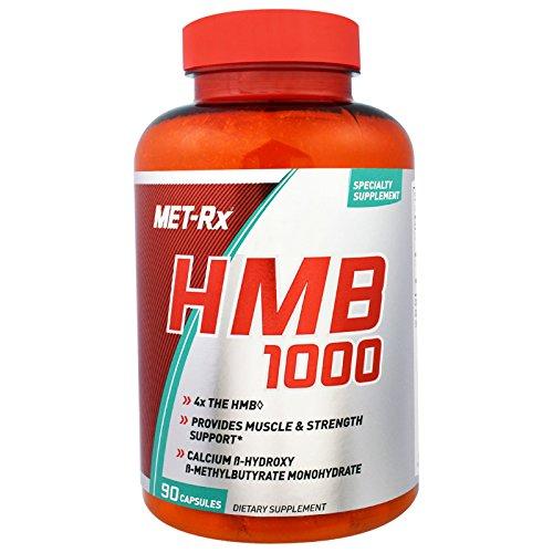 MET-Rx, HMB 1000, 90 Capsules - 2PC by MET-Rx