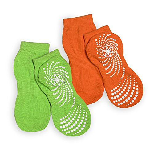 Gaiam Kids Yoga Socks Pack
