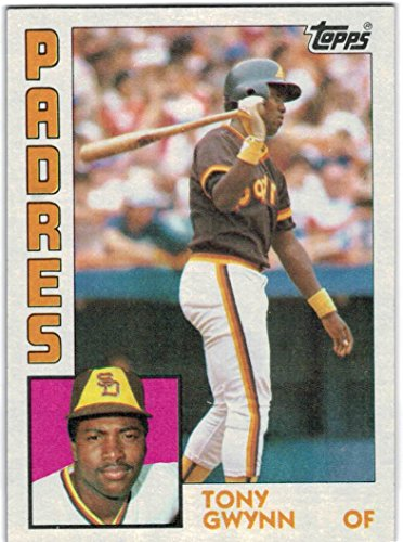 (1984 Topps NL Champion San Diego Padres Team Set with Tony Gwynn & Steve Garvey - 27 MLB Cards)