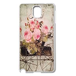 Flower Paris Classic Personalized Phone Case for Samsung Galaxy Note 3 N9000,custom cover case ygtg617908