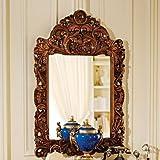 Design Toscano Chateau Gallet Mirror