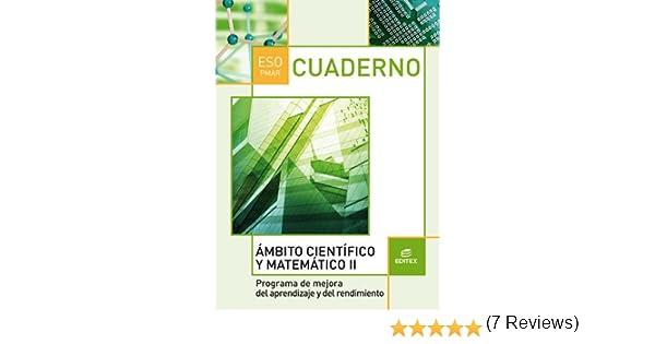Cuaderno PMAR Ámbito Científico y Matemático II Secundaria ...