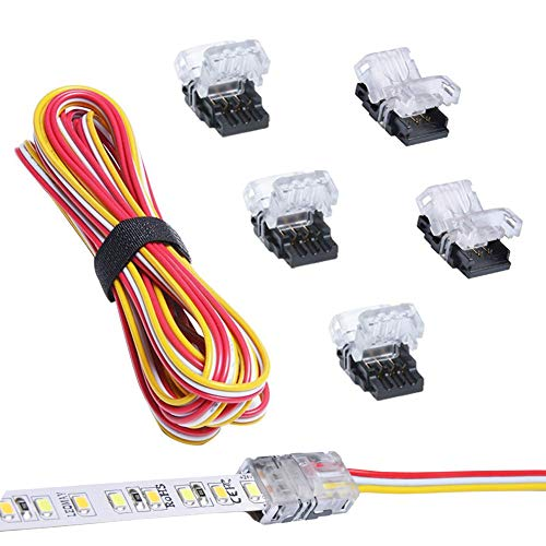 Nicelux CCT Tunable LED Strip Connector 10mm 3