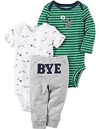 Baby Boys' 3 Piece Bye Set Newborn