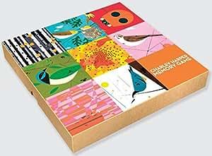 Amazon.com: Charley Harper Memory Game: Charley Harper