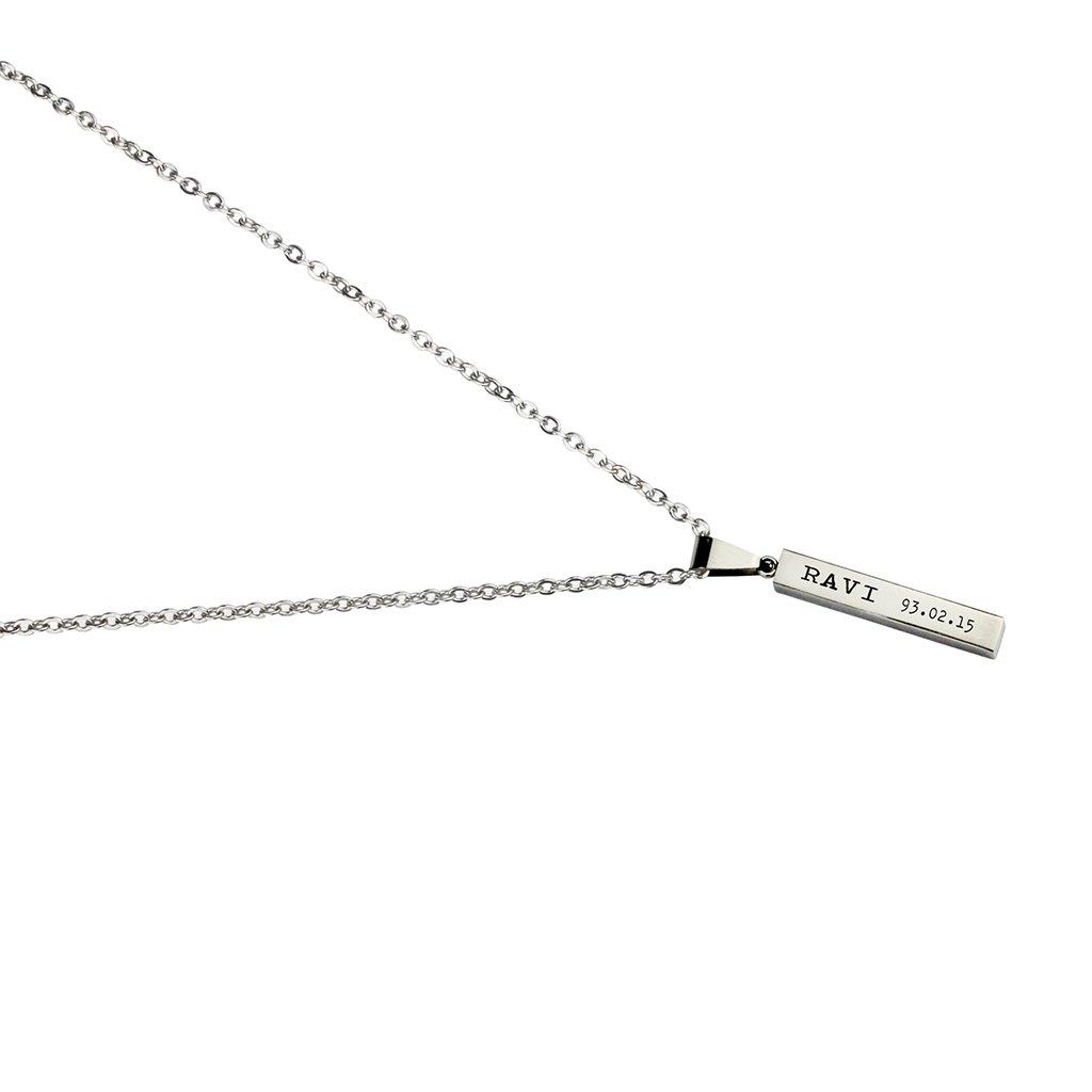 necklace-VIXXa-logo Team Logo Fanstown VIXX Kpop Member Birthday Necklace with lomo Cards