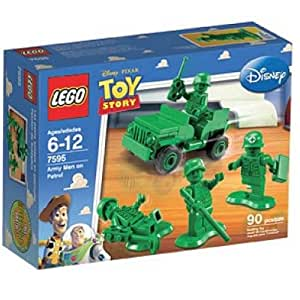 Lego toy story army men on patrol 7595 toys - Lego toys story ...