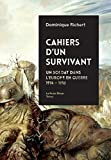 Image de Cahiers d'un survivant (French Edition)