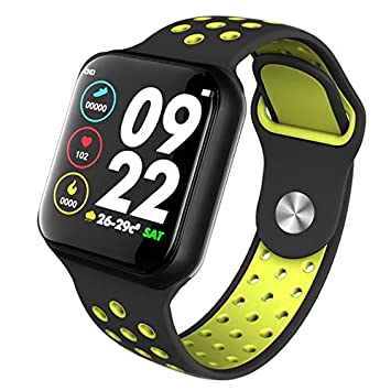 SMSTG Smart Watch Mujeres Hombres Fitness Tracker Monitor de ...