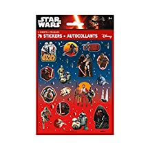 Star Wars Sticker Sheets, 4ct