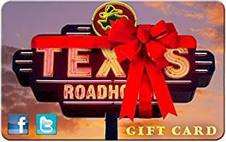 Texas Roadhouse Gift Card (B00CXZPEPG) | Amazon price tracker / tracking, Amazon price history charts, Amazon price watches, Amazon price drop alerts