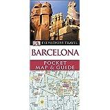 DK Eyewitness Pocket Map and Guide: Barcelona