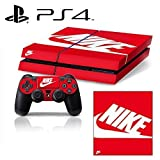 [PS4] ShoeBox #2 Nike Logo Shoe Box Whole Body VINYL SKIN STICKER DECAL COVER for PS4 Playstation 4 System Console and Controllers from Ci-Yu-Online