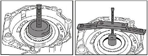 double-clutch transmisión herramienta VAG VW Audi DSG de 7 velocidades Embrague instalador remover t10373 t10376 t10323: Amazon.es: Coche y moto
