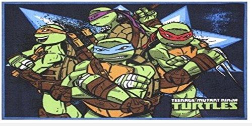 teenage mutant ninja turtle rug - 9
