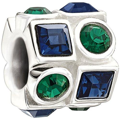 Designer Square Charms - 8