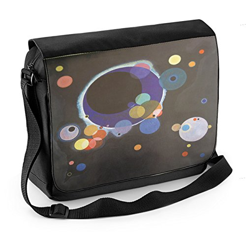 Several Circles Kandinsky Bag Laptop Messenger Wassily S5gWq4nq