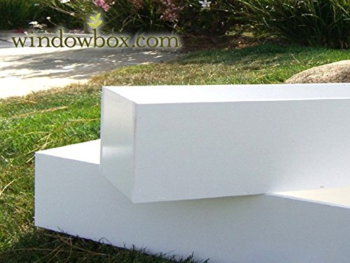 Estate Collection PVC Liner 48in. L X 6i - Estate Window Box Shopping Results