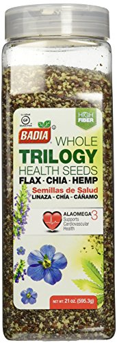 Badia Trilogy Health Seed, 21 Ounce