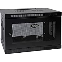 Tripp Lite 9U Wall Mount Rack Enclosure Server Cabinet, 16.5 Deep, Switch-Depth (SRW9U)