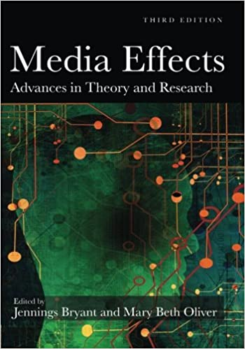 I use this textbook to teach media effects
