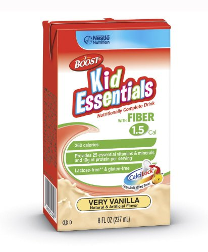 BOOST KID ESSENTIALS FIBER VANILLA