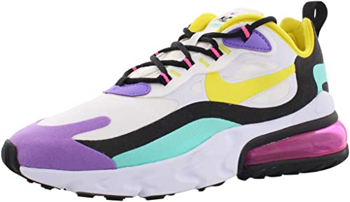 Nike W Air Max 270 React AT6174101 Colore: Bianco