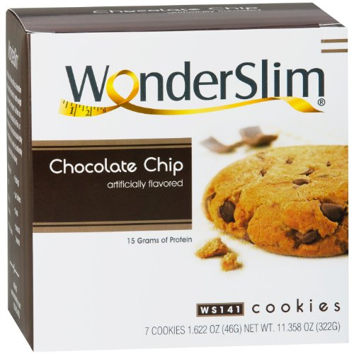 WonderSlim 15g Protein Diet Cookie