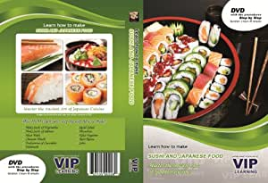 Sushi and Japanese Foods
