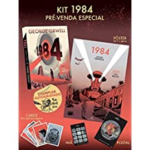 1984 (Pré-venda com brindes e autógrafo)
