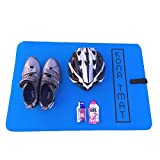 Cheap Kona T Mat – Triathlon Transition Mat, Neoprene (Blue)