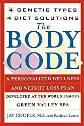The Body Code: A Personal Wellness And Weight Loss Plan At The World Famous Green Valley Spa (New York)