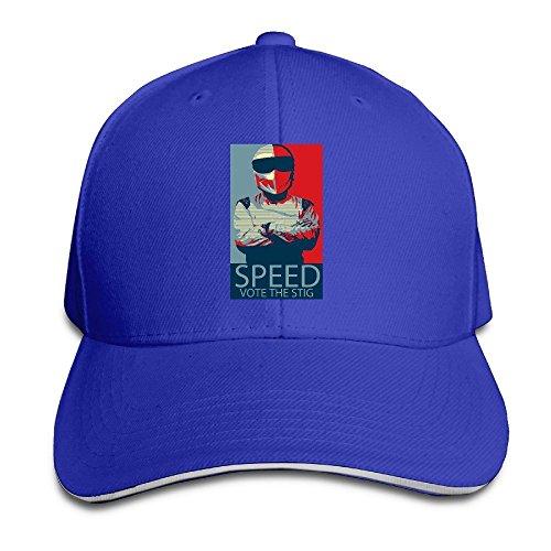 MaNeg The Stig Sandwich Peaked Hat & - Uk Online Bvlgari