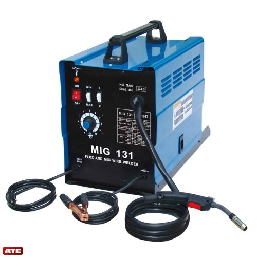 Flux Wire Welder Mig-131 by ATE Pro. USA