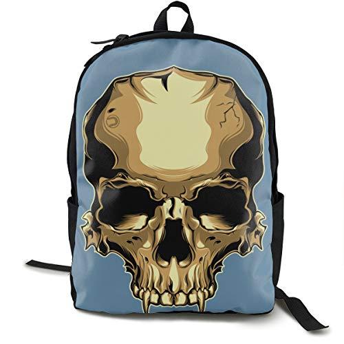 Humans Pets Are Full Of Shed Printed School Backpack Lightweight Travel Rucksack Bag Laptop Backpack]()