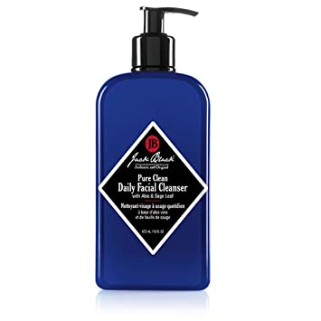 Jack black pure clean daily facial cleanser