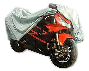 Funda Moto para interiores Talla XXL color Gris