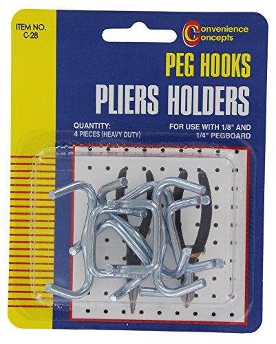 Convenience Concepts SC-28  Pegboard Tool Holder