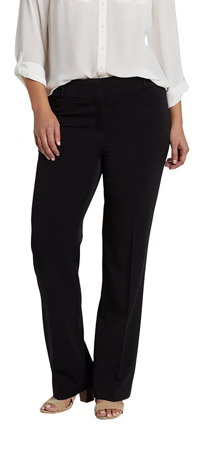 maurices Women's The Plus Size Polished It Fit Bootcut Pant