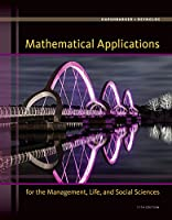 Mathematical Applications for the Management, Life, and Social Sciences