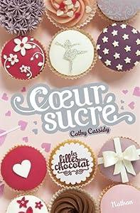 vignette de 'Les filles au chocolat n° 5,5<br /> Coeur sucré (Cathy Cassidy)'