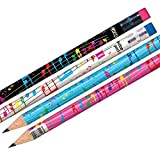#10: Music Note Pencil - Bag of 48