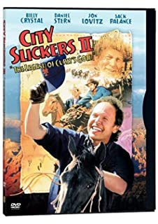 Marc shaiman city slickers ii: the legend of curly's gold.