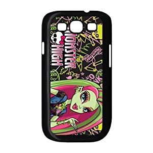 Customize Cartoon Game Monster High Back Case for Samsung Galaxy S3 I9300 JNS3-1478