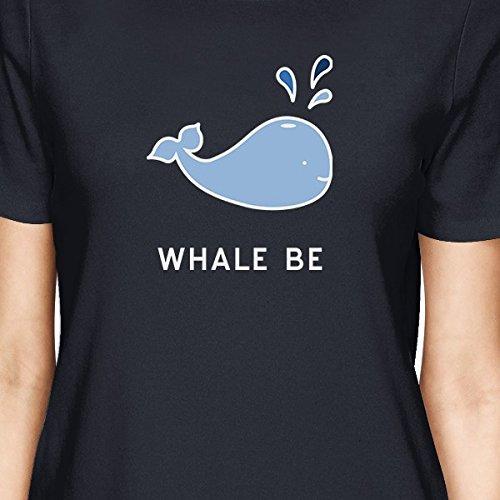 corta de mujer Camiseta manga talla de para 365 Printing qR1wII