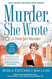 Book Cover: Murder, She Wrote: A Time for Murder