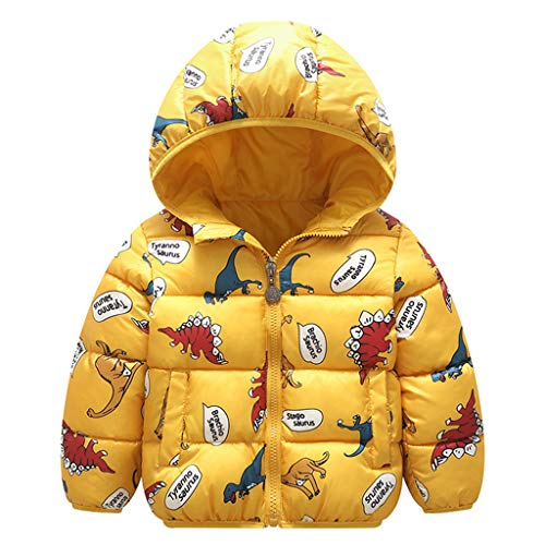 Baby Boy Puffer Jacket Kids Hoodie Jas Meisje Dikke Warme Winter Jas