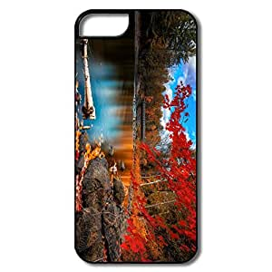 Funny Fall Foliage Hard Cover For IPhone 5/5s